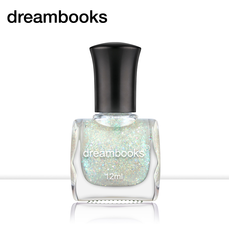 Dreambooks environmental nontoxic 12 ml lasting nail polish drying light suitable for beginners