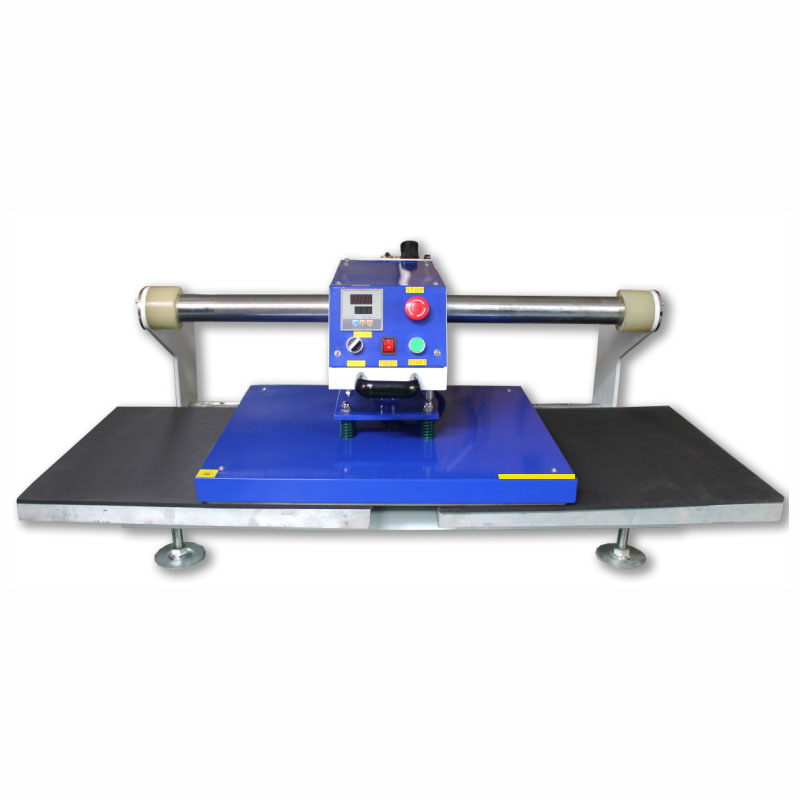Duplex portable steam moving on photosynthesis heat press machine heat press machine hot press machine pressing machine steam moving double Station license