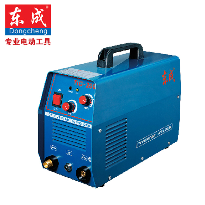 East into electric welding tools welding tig-200 inverter dc tig welding stainless steel welding