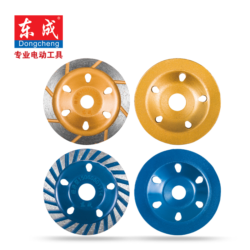 East into the power tool accessories diamond disc honing-tool granite marble concrete grinding bowl marble tablets
