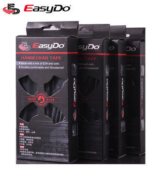 Easydo mountain bike dead fly on their own imitation carbon fiber pattern of the belt slip damping self driving equipment