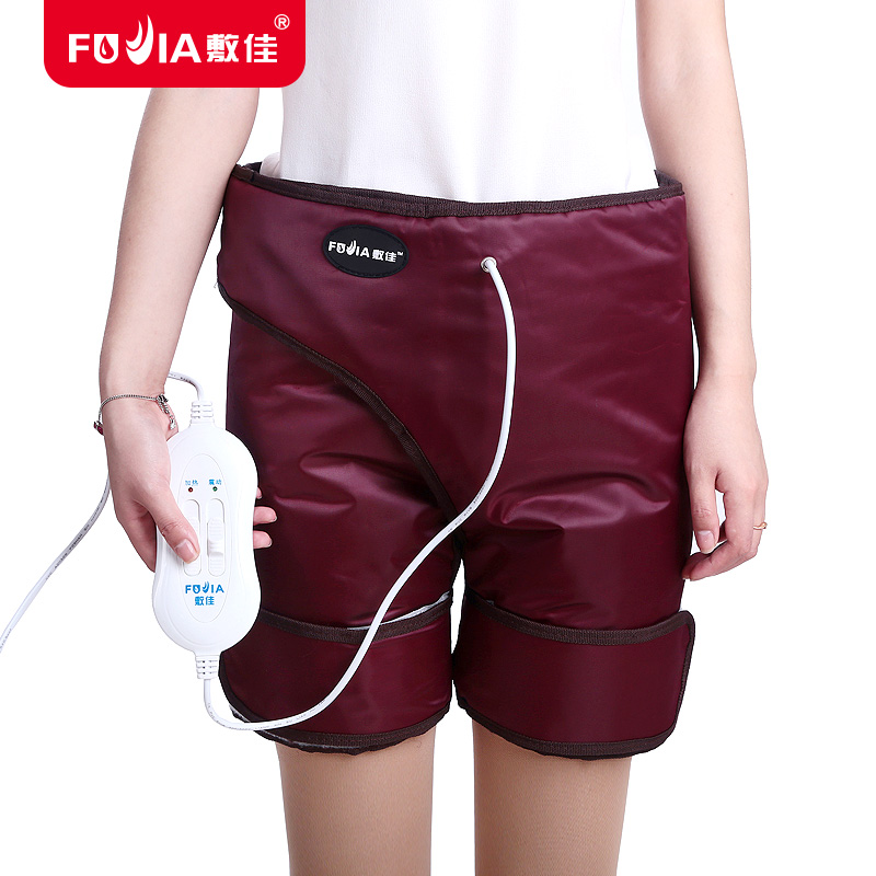 Electric heating artifact stovepipe skinny thigh leg massage stovepipe legs instrument instrument stovepipe skinny hip thin waist belt