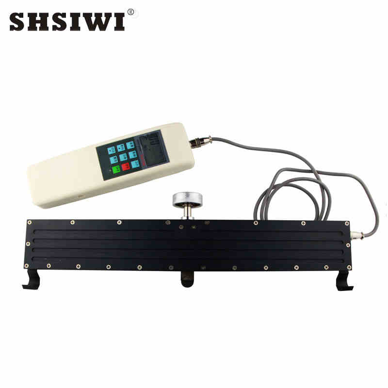 Elevator rope tension meter SGZ-300 wirerope elevator rope anchor dynamometer tension meter tester detection