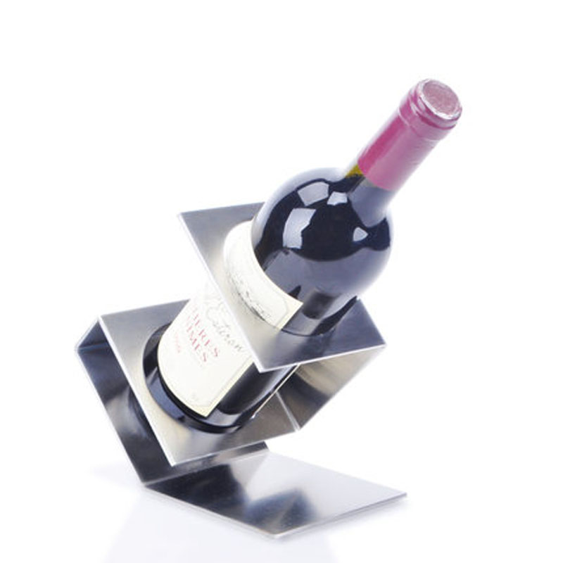 Empingham gun shaped stainless steel wine rack wine rack creative european wine rack wine rack wine rack wine rack wine