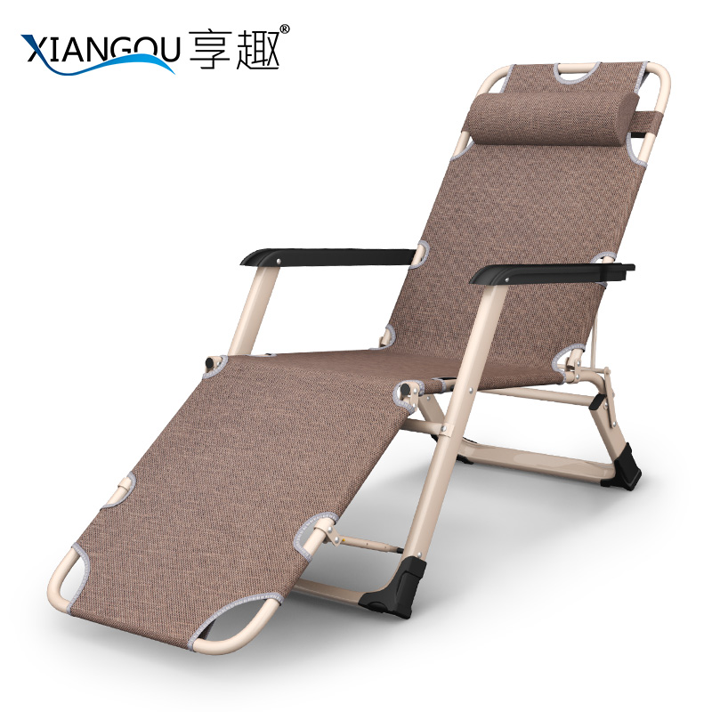 Enjoy fun 3 with reinforced folding bed siesta bed folding beds folding bed camp bed office nap bed siesta chair