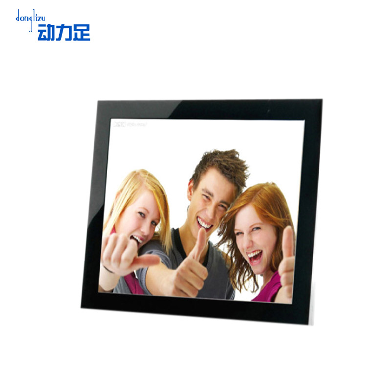Enough power 17 inch digital screen digital photo frame digital photo frame digital photo frame advertising u disk u disk line of electronic photo album