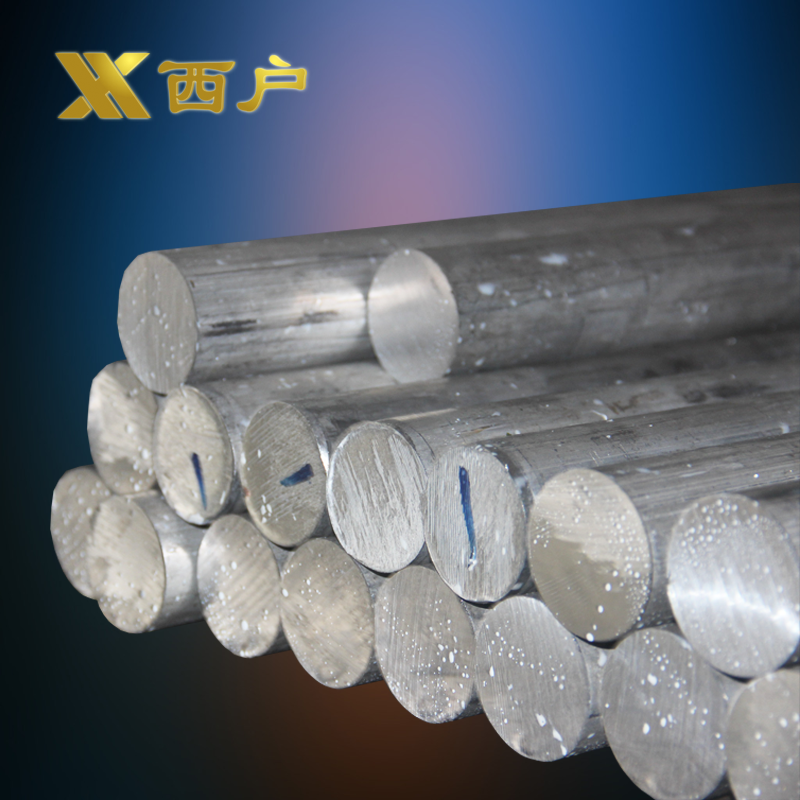 Environmentally friendly aluminum 6061/6063/7075 polished aluminum round bar professional processing fine finely drawn rod small rod