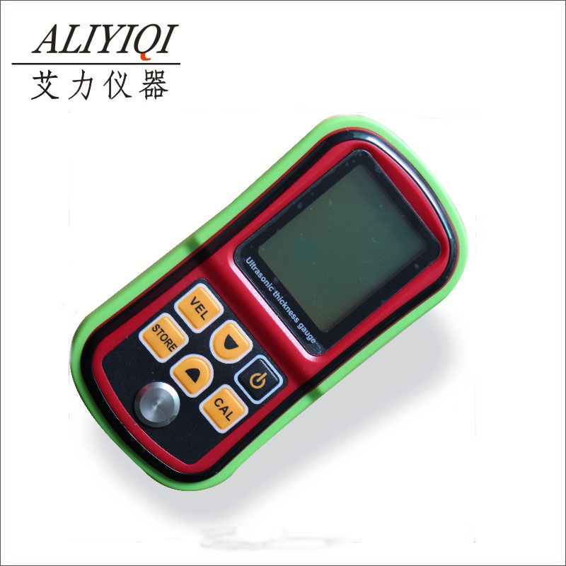 Eric ultrasonic thickness gauge thickness gauge 1.2-220mm metal thickness gauge thickness meter thickness measurement