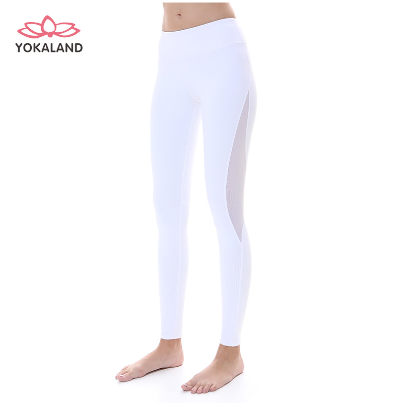 Eukanuba lotus 2016 new autumn and winter yoga clothes aerobics fitness jogging pants tight waist and abdomen was thin BPW056