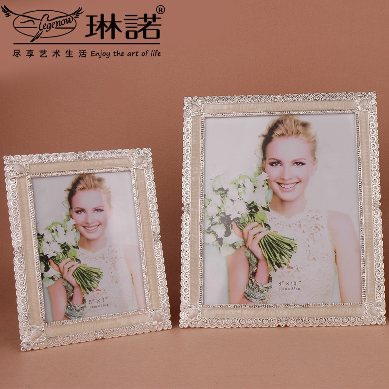 European creative home photo frame combination swing sets frame combination of creative wedding gift birthday decoration 6 7 10 inch