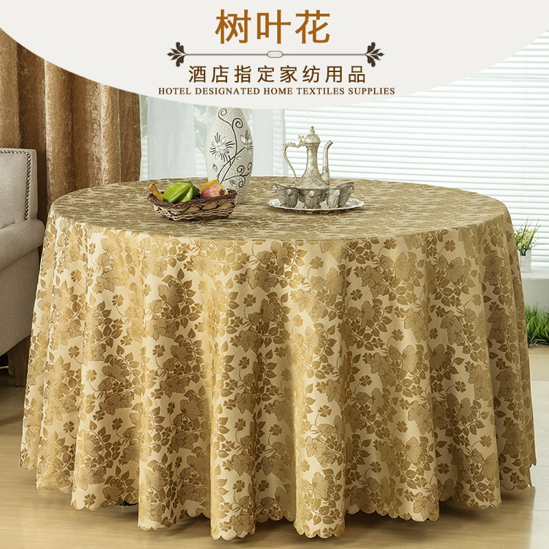 European round table cloth tablecloth hotel tablecloth round table restaurant hotel tablecloth custom coffee table tablecloth table skirts