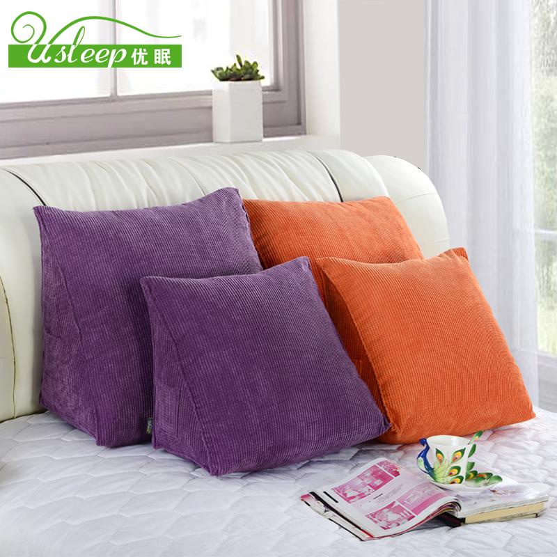 Как сделать подушки для дивана под спину