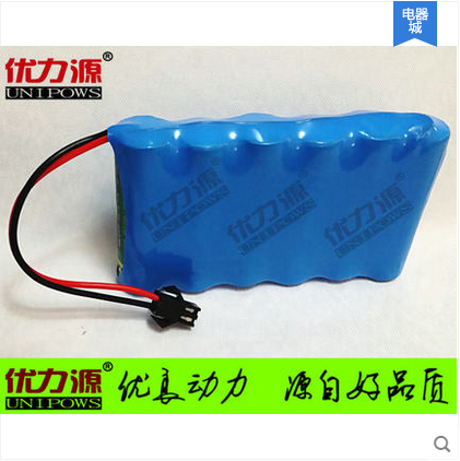 Excellent source of 3200 v battery toy car battery 5 mah single row combination with sm plug