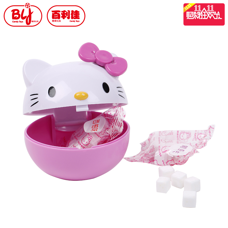 Experian good hot genuine hello kitty hello kitty mini toy gift small gifts sweets and snacks