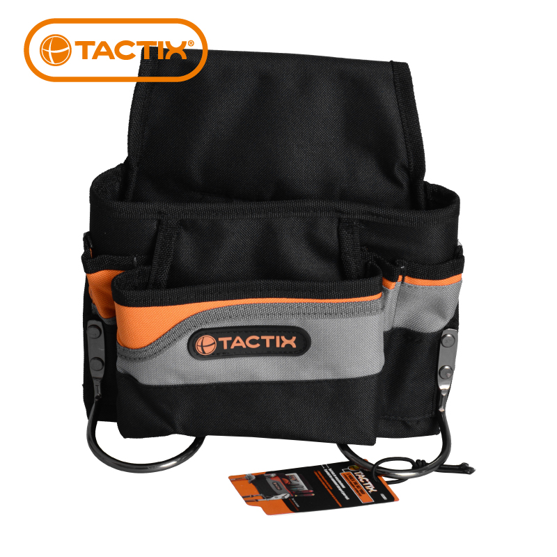 Extension for tactix 8 oxford tool pockets multifunction pockets electrician tool pockets thick canvas