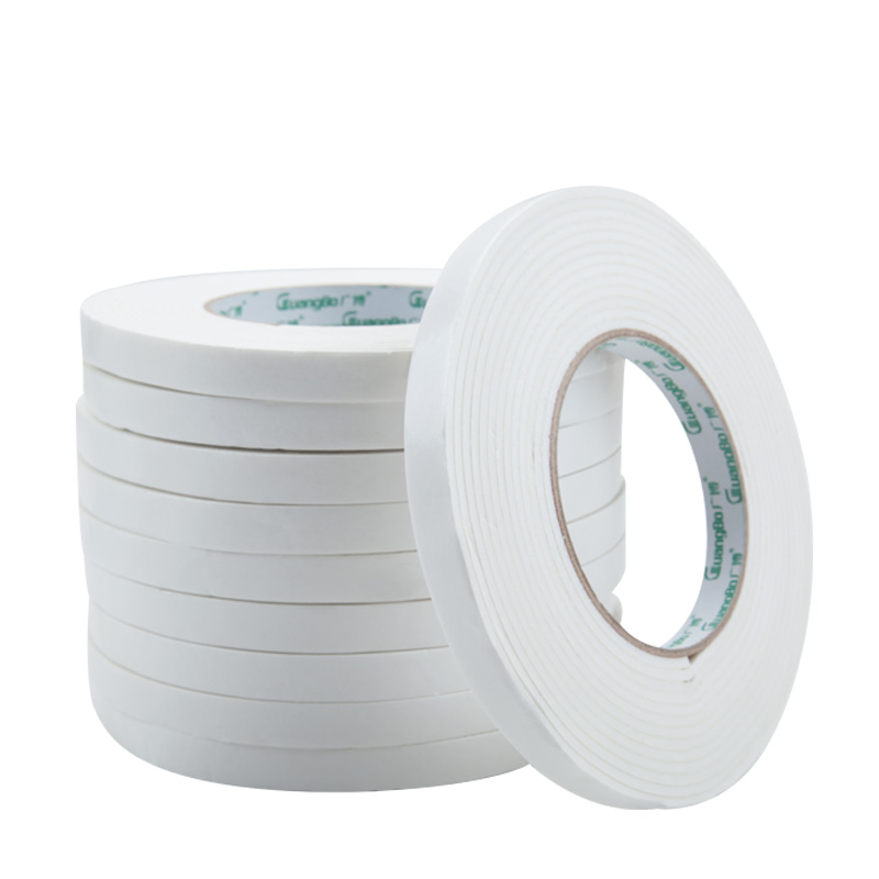 Extensive office supplies sided adhesive foam tape strong 1.2 cm * 5 yards sided foam tape hm-1