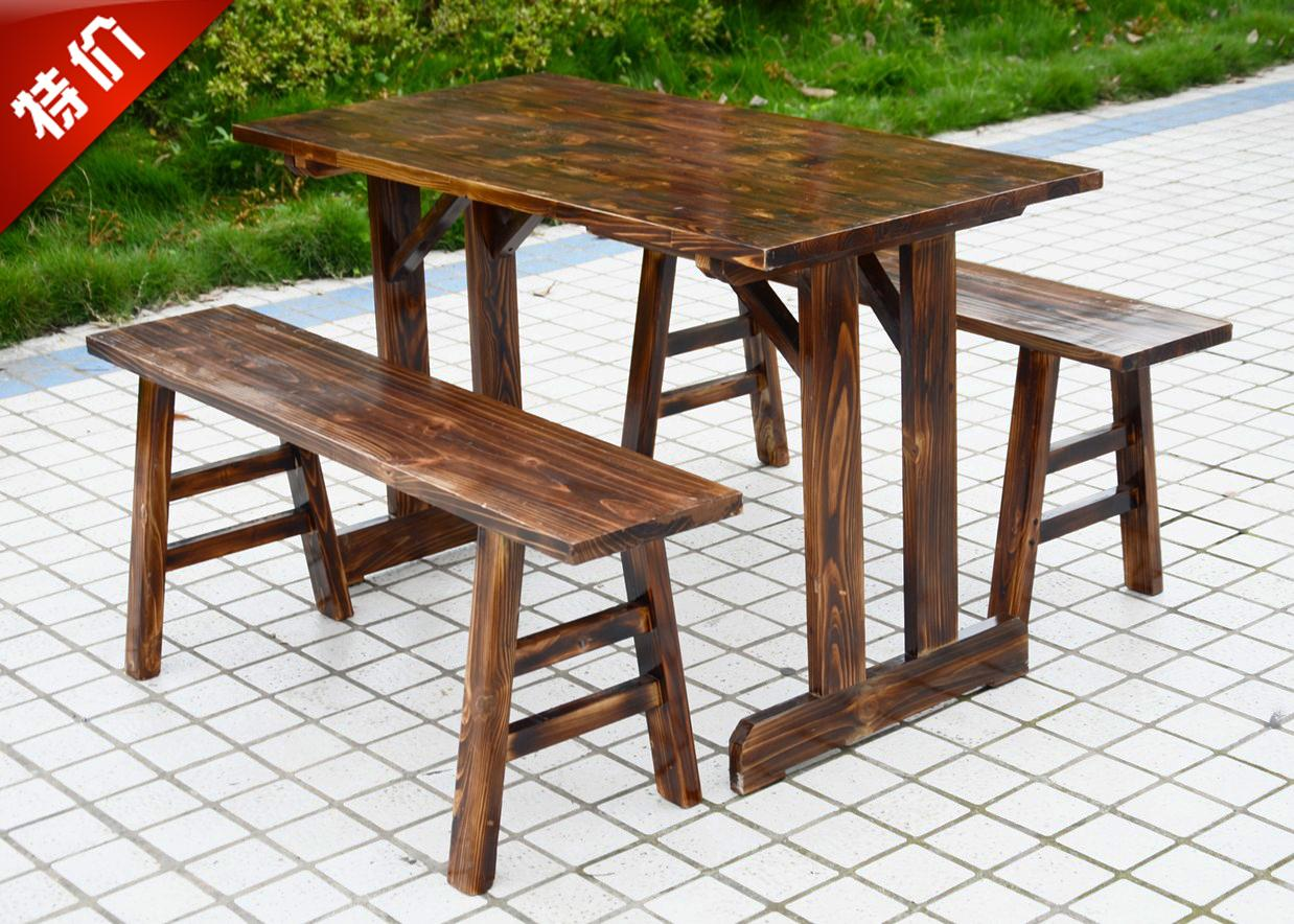 Restaurant furniture tables - Get Quotations Factory Direct Wood Outdoor Patio Bar Restaurant Chairs And Coffee Tables And Chairs Restaurant Tables