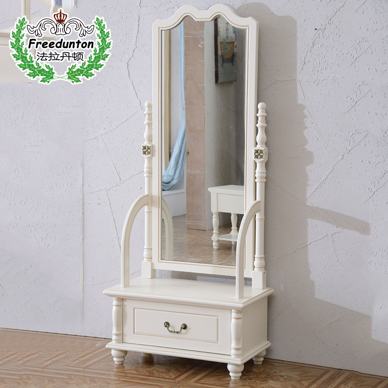 Fala dan benton invastment wsj simple dressing mirror wardrobe locker living room furniture fashion wear wardrobe