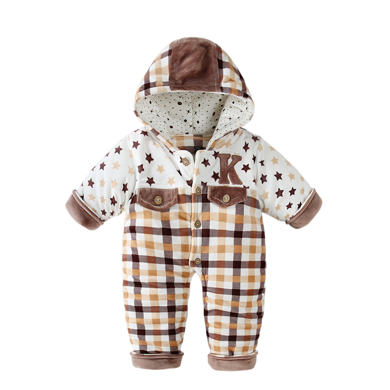 Fall and winter clothes newborn baby coveralls newborn baby clothes winter full of men and women in autumn months baby clothes romper autumn