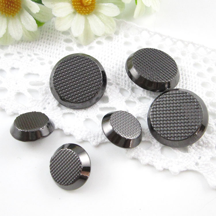 Fashion ichthyoses shaped buttons fashion leather yikou sew buttons metal buttons buttons buttons the size of the