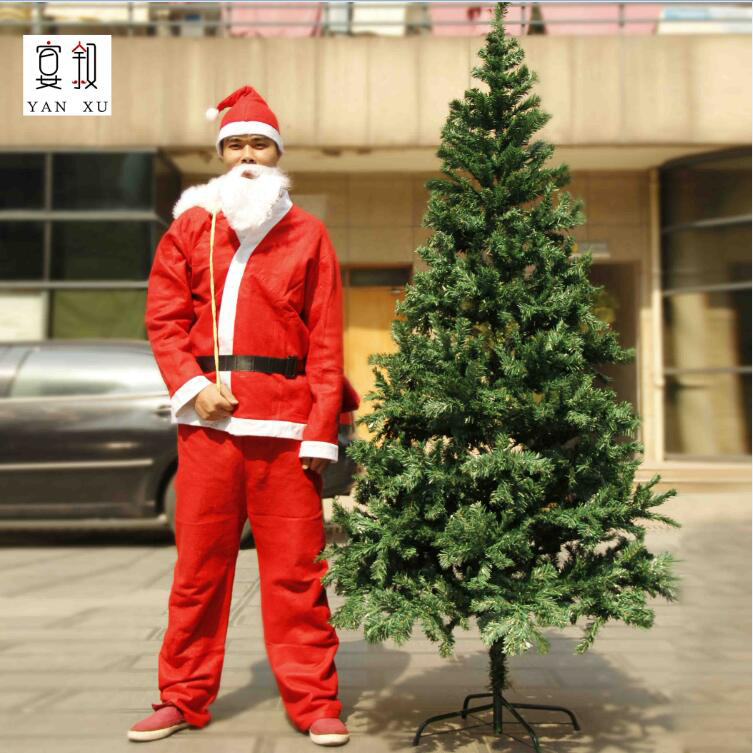 Feast of the classification of encryption luxury christmas tree christmas scene decorated christmas tree landscape scenery atmosphere furnished material