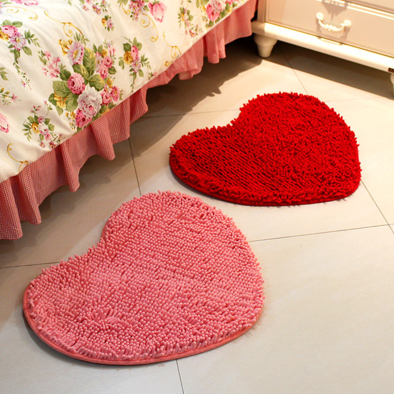 Feast of the classification of the bride red carpet entrance mats doormat entrance mats mats arranged creative wedding wedding supplies