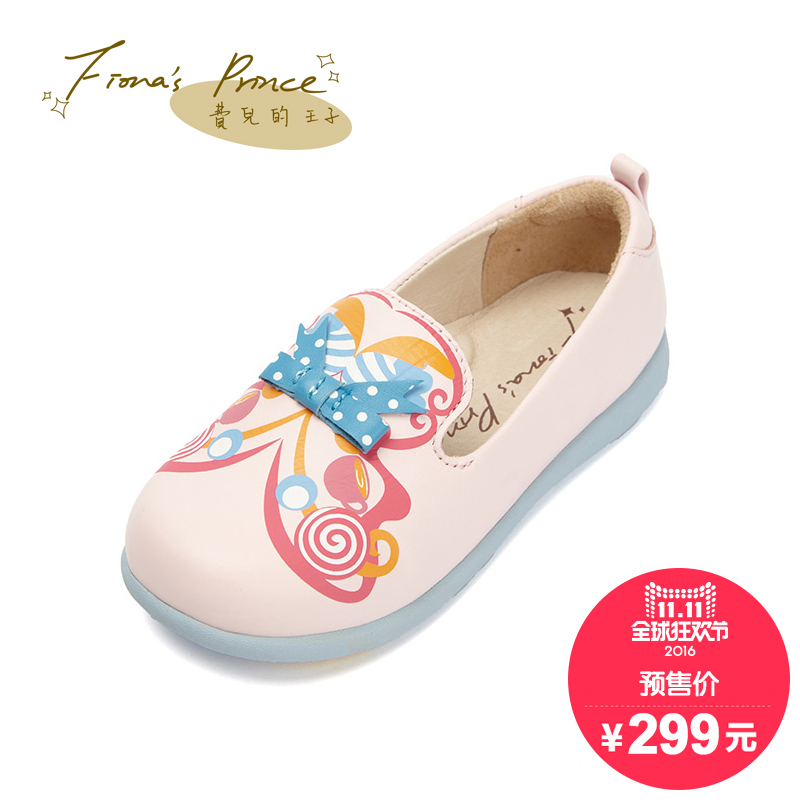 Fees children prince gong master british girls shoes spring shoes girls shoes handmade shoes shoes children shoes casual shoes