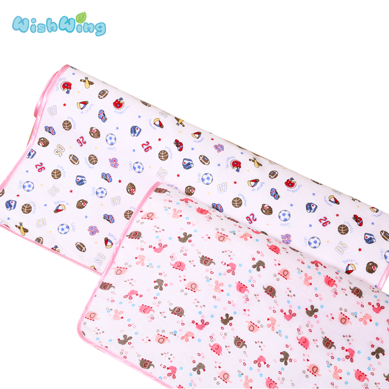 Feifei bear baby changing mat waterproof changing mat super waterproof breathable cotton oversized baby changing mat for children