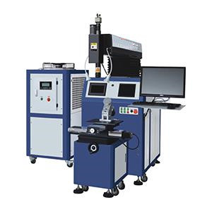 Fiber laser welding machine hard light road automatic laser welding spot welding machine welding straight line circle automatic welding
