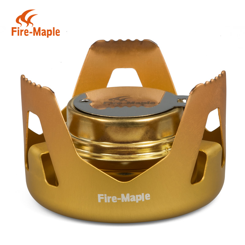 Fire maple fms-122 aurora vaporized alcohol stove alcohol stove portable outdoor camping windbreak