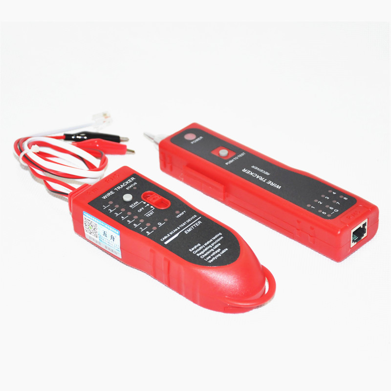 Five boat WZ-816 hunt hunt instrument control cable tester hunt instrument network cable telephone line tester transmission line tester