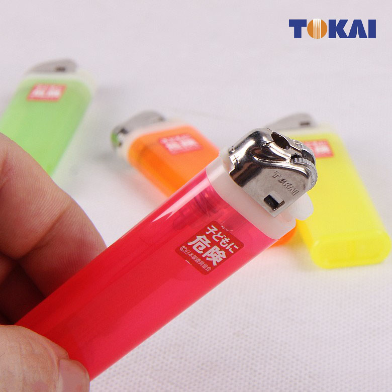 Flame lighter 5 mounted authentic tokai tokai flint lighter flint lighter colorful candy color