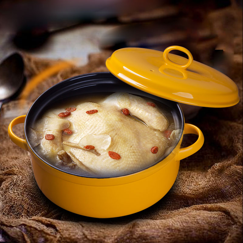 Flame temperature ceramic pot stew pot ceramic casserole pot soup porridge claypot soup casserole stew pot pot pot with heat
