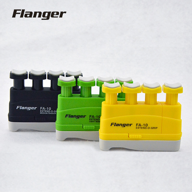 Flanger refers to the force trainer guitar finger piano practice piano zither grip exerciser finger exerciser