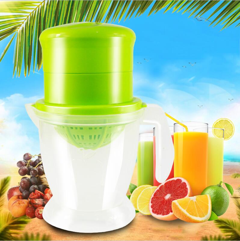 Florence household manual juicer juice is pressed juice machine baby mini fruit juice machine fruit and vegetable juice Is