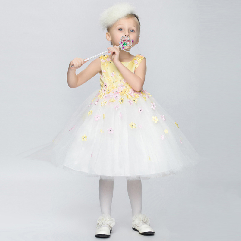 153b5cb27 China Girls Flower Dress