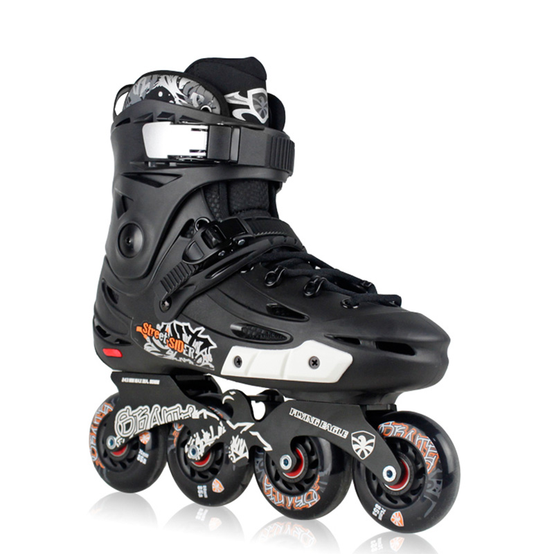 Flying eagle f5 skates adult men and women skate inline skates roller skates skate skates adult fancy casual shoes slip