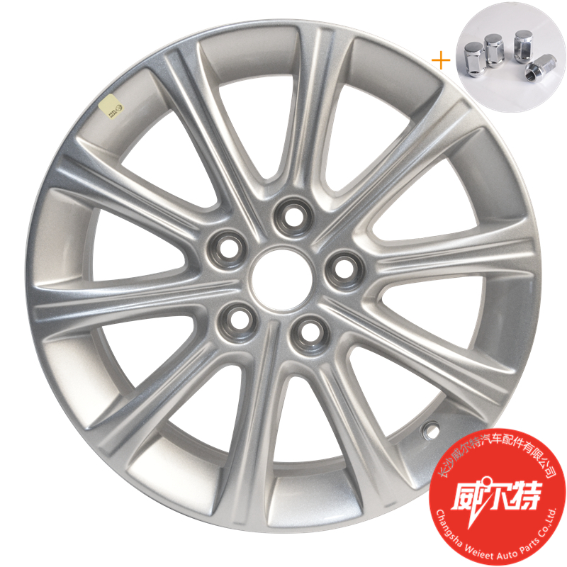 Ford mondeo wheels 16 genuine original 15-inch aluminum alloy wheels authentic guaranteed low pressure casting