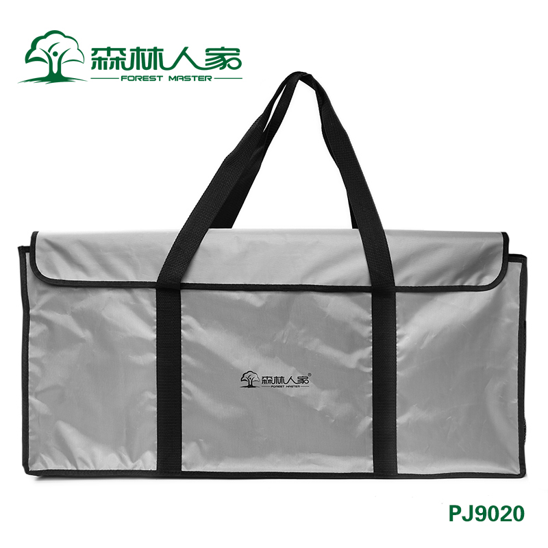 Forest home barbecue stove portable outdoor barbecue picnic utensils rack storage bag storage bag picnic bag