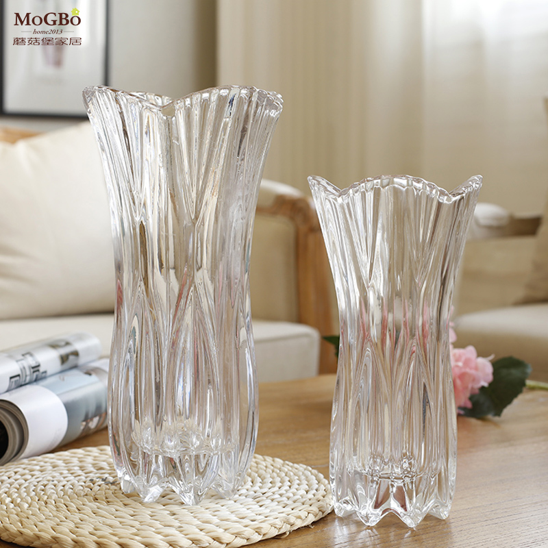 Fort mushrooms a variety of glass vase vase european home accessories living room dining jane about floral ornaments crafts