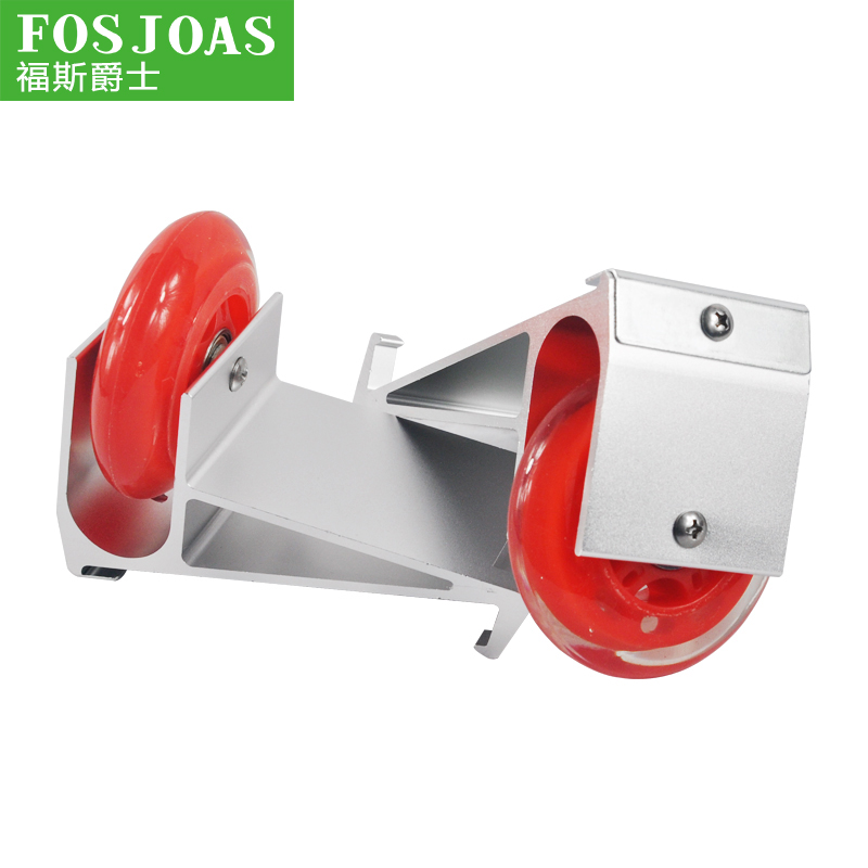 Fosjoas beenwatching jazz special auxiliary wheel self balancing electric unicycle car
