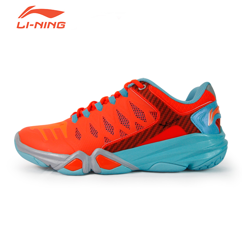 Free shipping authentic li ning 16 new badminton badminton shoes sneakers professional sports shoes men multidimensional acceleration