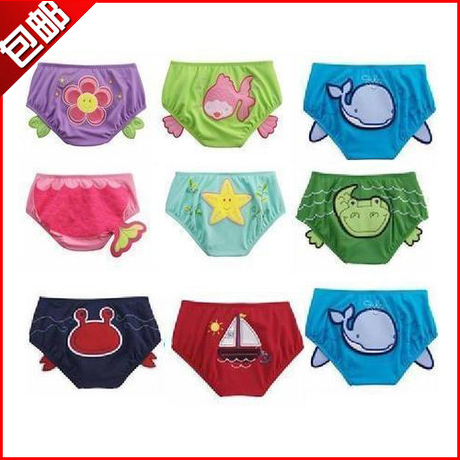 Free shipping baby mini swimming trunks/child swimming trunks/swimsuit cartoon girls pants/baby boys swim trunks swimming trunks