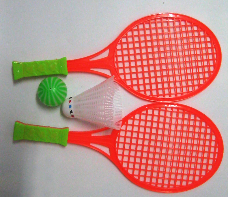 Free shipping baby racket badminton racket badminton racket toys for children infant toys with children aged