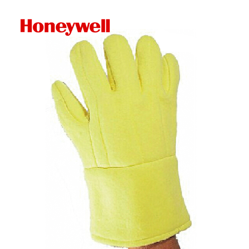 Free shipping honeywell honeywell insulated 500 degrees 5 grade high temperature resistant gloves cut resistant 2280673