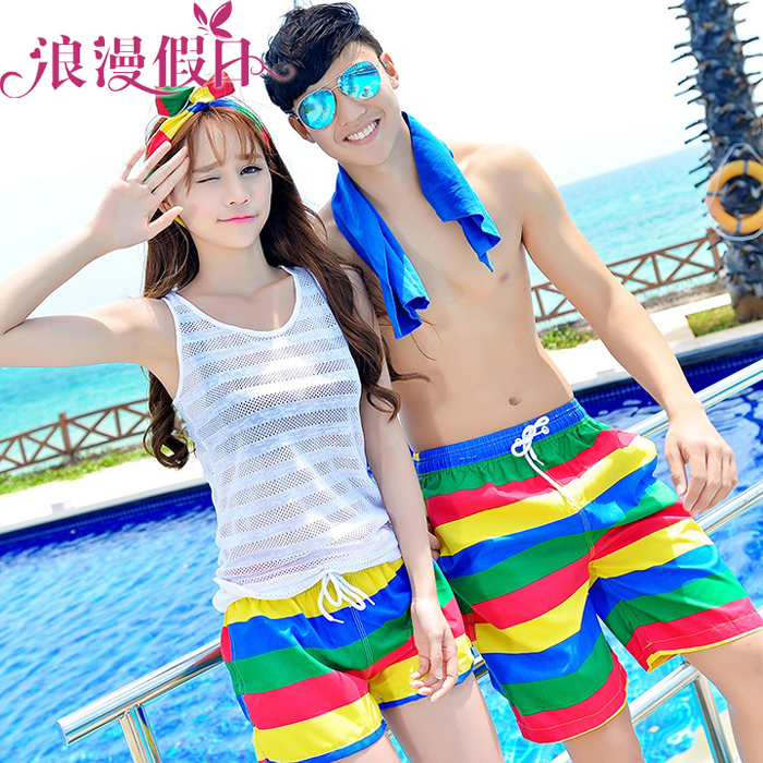 Free shipping maldives seaside beach lovers beach pants beach lovers bali resort essential kit