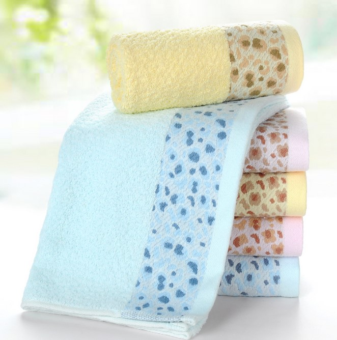 [Full 88 yuan shipping] rather caused â… cotton leopard adult beat 2 to send a towel a towel Article