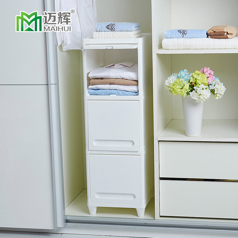 Gap storage lockers finishing drawer storage cabinets lockers child baby wardrobe finishing transparent plastic storage box