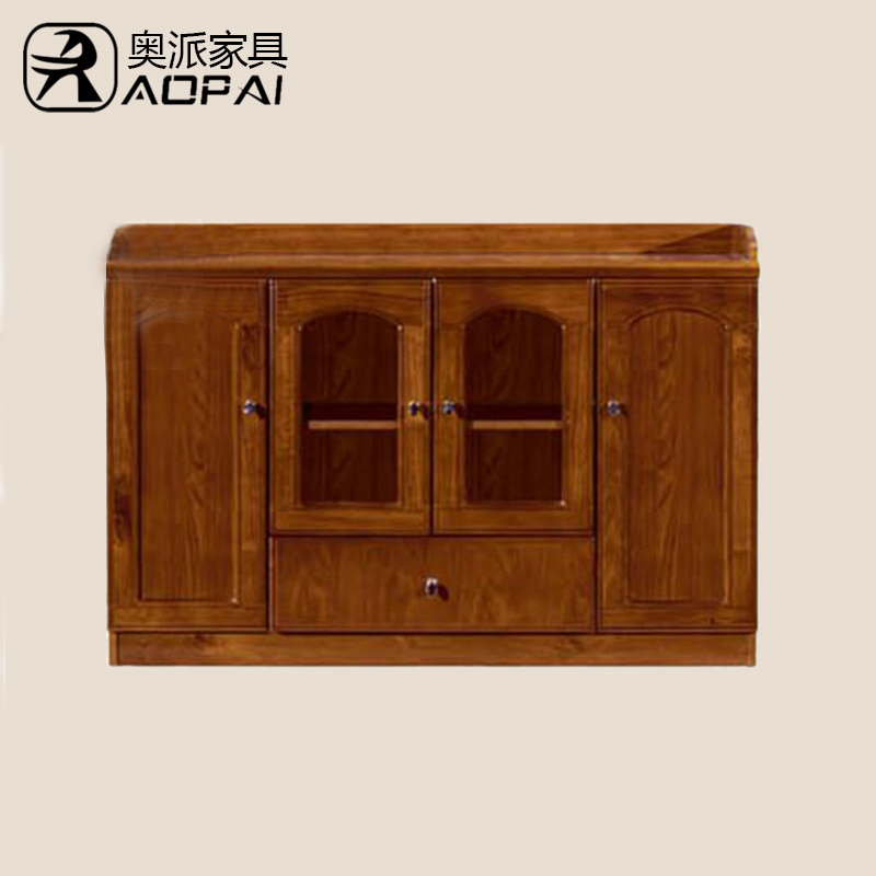 Genuine austrian office furniture file cabinet tea cabinet file cabinet boss room dedicated wood skin paint sg01