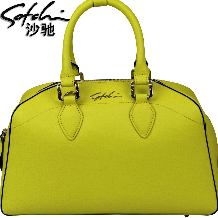 [Genuine free shipping] ms. satchi satchi handbags mobile messenger bag BM077089-gu 812SU y1